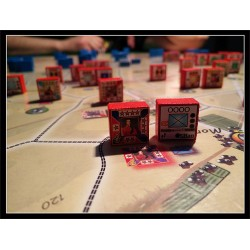 Waterloo 200 carte rigide
