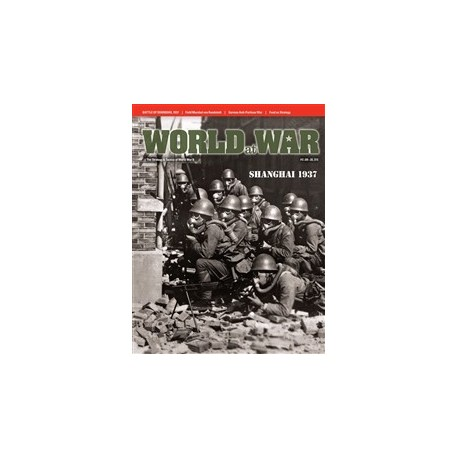 World at War 42 - Pacific Battles: Shanghai