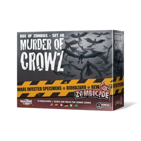 Zombicide - Murder of Crowz