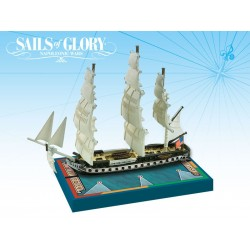 Sails of Glory - USS Constitution 1797