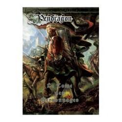 Pendragon - 5e édition Tome des Personnages