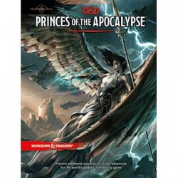 D&D 5 - Elemental Evil - Princes of the Apocalypse