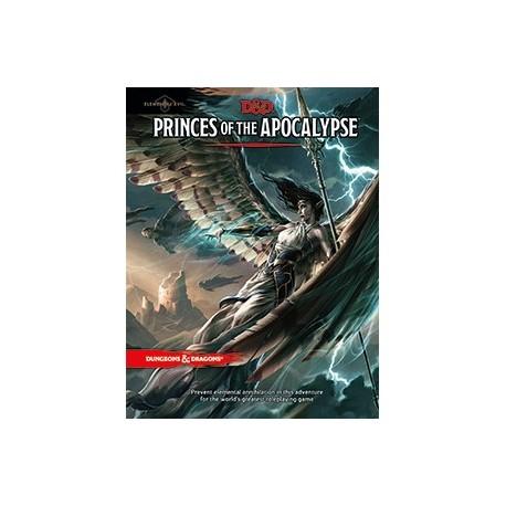 D&D 5 - Elemental Evil - Princes of the Apocalypse
