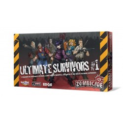 Zombicide : Ultimate Survivors