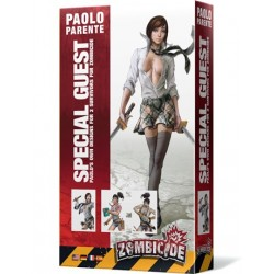 Zombicide Special Guests : Paolo Parente