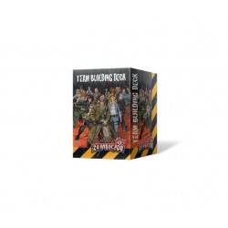 Zombicide : Team Building Deck
