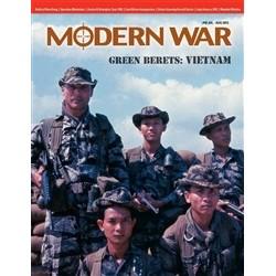 Modern War n°18 : Green Berets : Vietnam