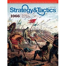 Strategy & Tactics 293 : 1066: The Year of Three Battles