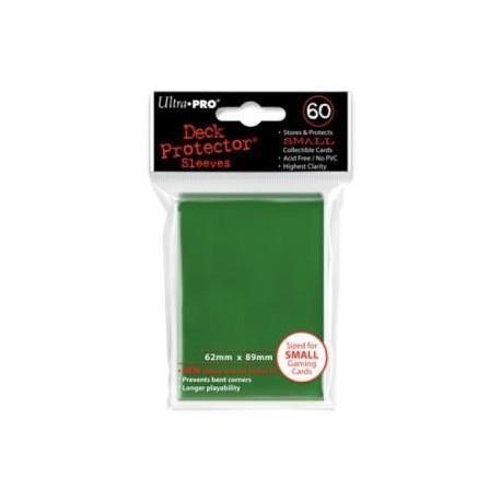 Protège-carte - 62x89mm - 'Green' (x60)