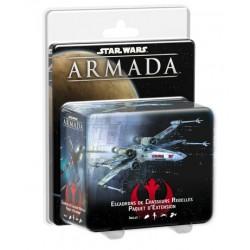 Star Wars Armada - Escadrons de Chasseurs Rebelles