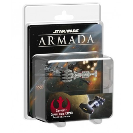 Star Wars Armada - Corvette Corellienne CR90