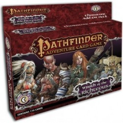 Pathfinder Adventure Card Game - Wrath of the Righteous : Character Add-On Deck