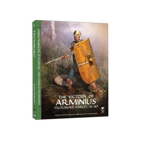 The Victory of Arminius : IX AD