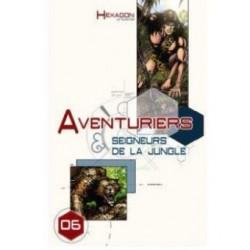 Hexagon Universe 06 - Aventuriers & Seigneurs de la Jungle Edition limitée