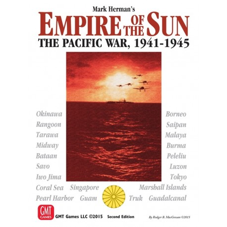 Empire of the Sun 2nd edition - used B+