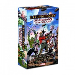 Legendary : A Marvel Deck Building Game - Guardians of the Galaxy Expansion