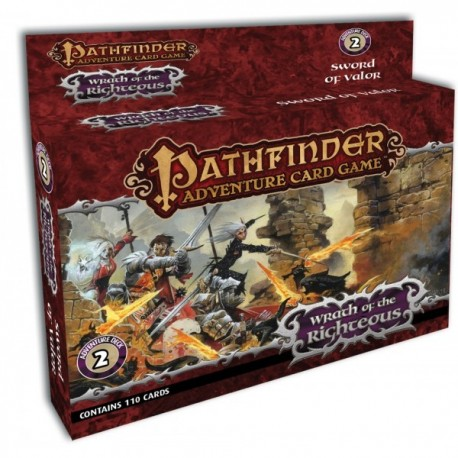 Pathfinder Adventure Card Game - Wrath of the Righteous : Sword of Valor