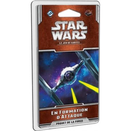 En Formation d'Attaque - Star Wars JCE