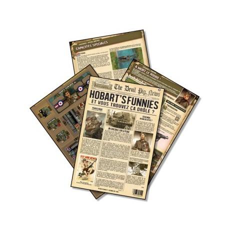 Heroes of Normandie : Devil Pig News n°2 FR