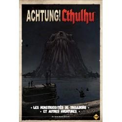 Achtung ! Cthulhu : Les Monstruosités de Trellborg