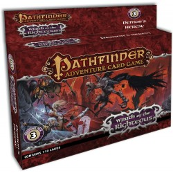 Pathfinder Adventure Card Game - Wrath of the Righteous : Demon's Heresy