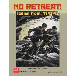 No Retreat! Italian Front : 1943-45