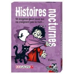 Black Stories Junior : Black Stories Junior : Histoires Nocturnes