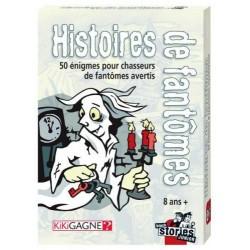 Black Stories Junior : Histoires de Fantômes