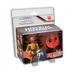 Star Wars Imperial Assault : R2-D2 and C-3PO Ally Pack