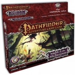 Pathfinder Adventure Card Game - Wrath of the Righteous : The Midnight isles