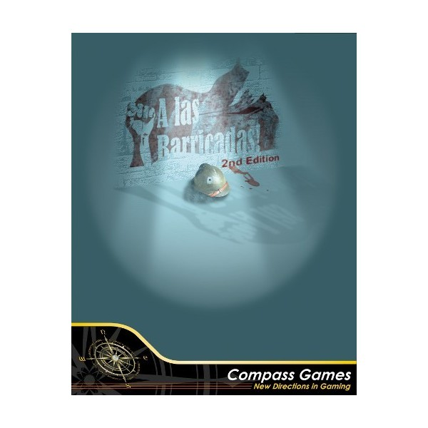 A las barricadas  2nd edition, Compass Games