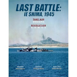 Last Battle : IE SHIMA - 1945