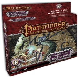 Pathfinder Adventure Card Game - Wrath of the Righteous : Herald of the Ivory Labyrinth