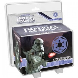 Star Wars Imperial Assault : Stormtroopers Villain Pack