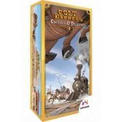 Colt Express - Chevaux et Diligence