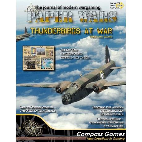 Paper Wars 79 - Thunderbirds at War