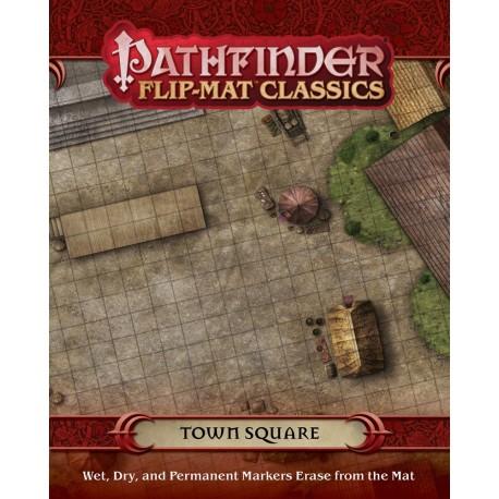 Flip mat Classics Town Square