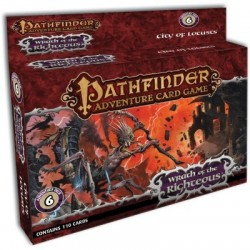 Pathfinder Adventure Card Game - Wrath of the Righteous : City of Locusts
