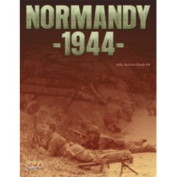 ASL Action Pack 4 Normandy