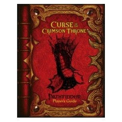 Pathfinder : player's guide Curse of the Crimson Throne