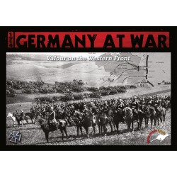 Pack 1914 : Germany at War + mounted map