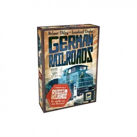 Russian Railroads - German Railroads