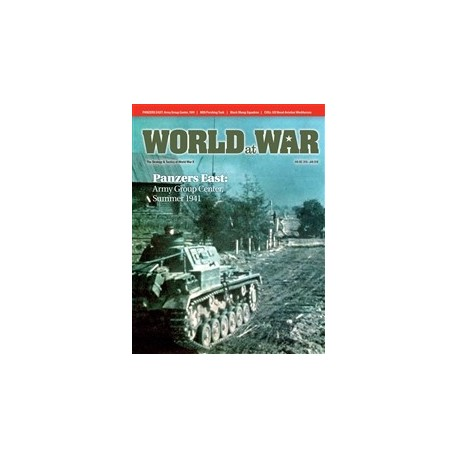 World at War 45 - Panzers East Solitaire