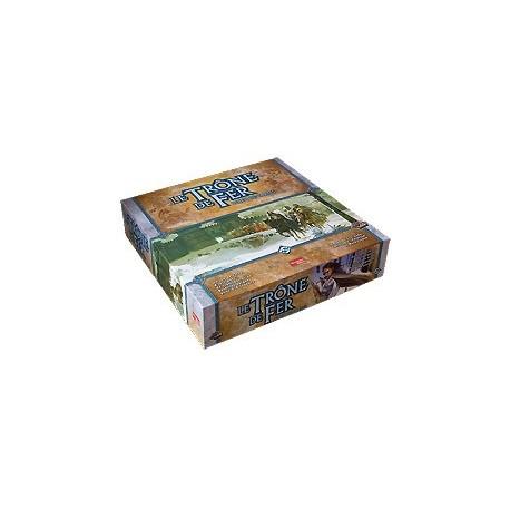 le trone de fer : le jeu de cartes