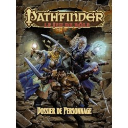Pathfinder Dossier personnage 3e Edition