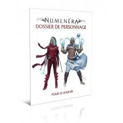 Numenéra : Dossier de personnage
