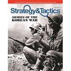 Strategy & Tactics 296 : Korean War Battles