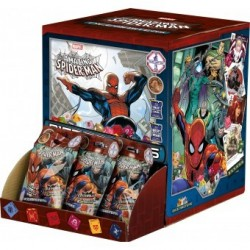 Dice Masters : Amazing Spiderman - boite de 90 boosters VF
