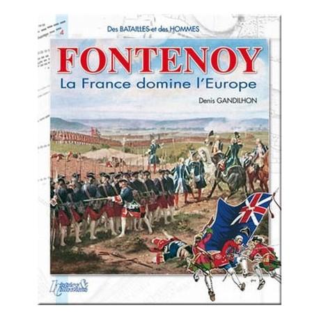 Fontenoy - la France domine l'Europe