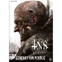 INS/MV : Génération Perdue - Livre de Base